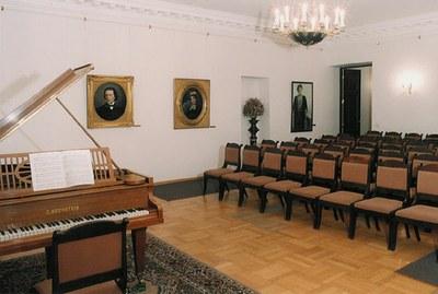 Октябрьский концерт Шопеновского общества