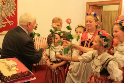 Петербург надеется на более интенсивное сотрудничество с Республикой Польша