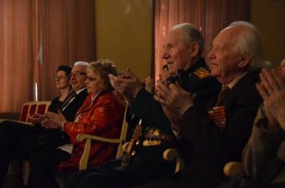 Петербургская Полония начала отмечать 70-летие Победы