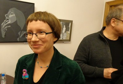 Польские «послы поэзии» выступили в Петербурге