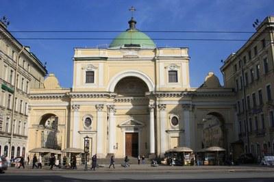 Польские сюжеты в истории базилики Св. Екатерины