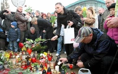 Соболезнование Польскому народу, родным и близким 96 жертв катастрофы польского президентского самолета в Смоленске