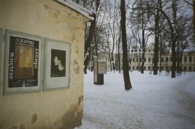 Выставка к 100-летию Юзефа Чапского