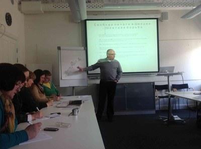 Два майских семинара для журналистов