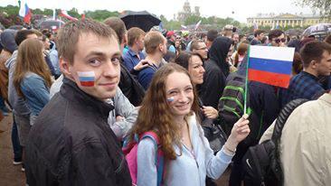Устами общественников ГУ МВД предлагает закрыть гайд-парк на Марсовом