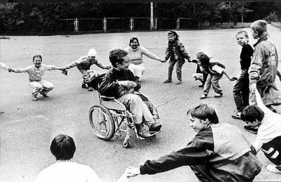 В защиту прав детей-инвалидов