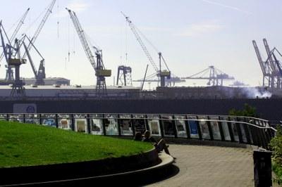 Общественное вторжение в городское планирование на примере Гамбурга