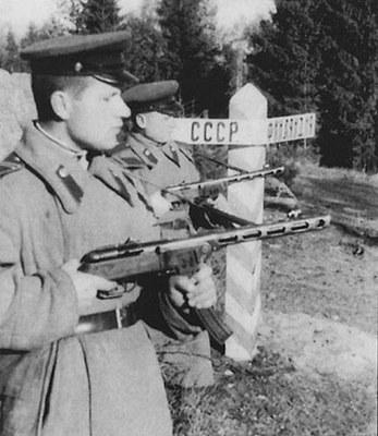 Ингерманландские финны на Карельском фронте