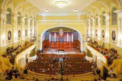 Запись концерта RSO