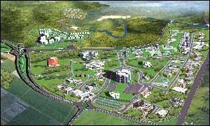 Кибергород будущего