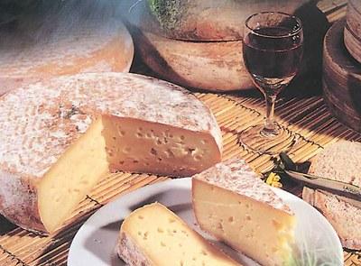 Сырная тарелка. Портреты европейских стран в сырах
