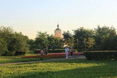 Епархия сама сняла заявку на изменение статуса зоны в Малиновке