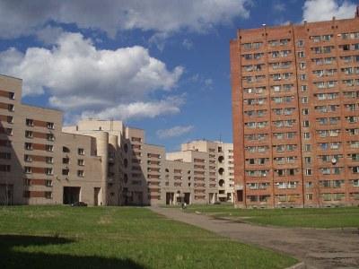 Гражданское общество в общежитии