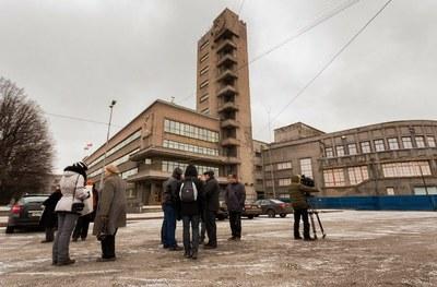 «Красивый Петербург» с ВООПИиКом прошлись по Кировскому району