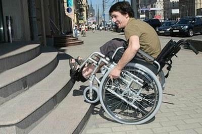 Смольный: Петербург доступен для инвалидов на 30%
