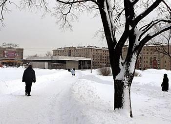 Пикеты в защиту Фарфорровского кладбища