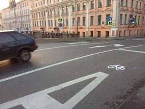 Велопартизаны на Гороховой