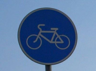 """""""Велостояние"""" на одной дорожке"""