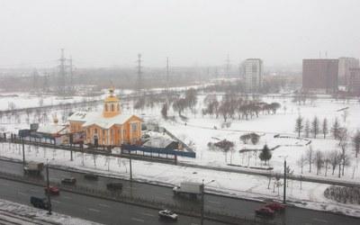 Жители выступают против строительства церкви в Малиновке