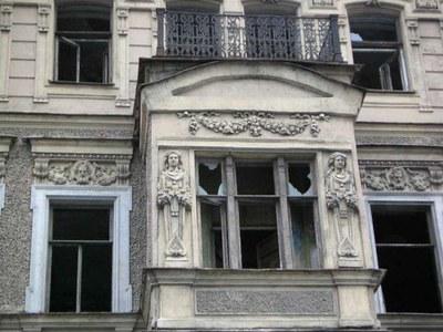 Дом генерала Зыкова: тревожный «штиль»