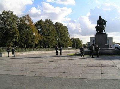 Фоторепортажи: митинг сторонников Охта-центра 11 октября 2009