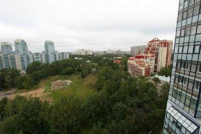 На месте Велотрека будут строить огромный жилой комплекс...