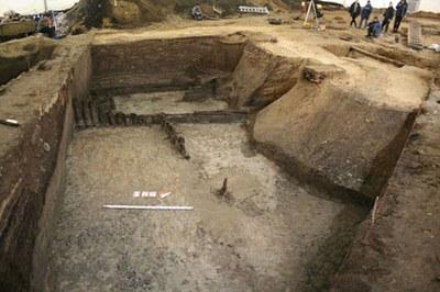 Правозащитный совет требует сохранить археологические памятники на Охтинском мысу