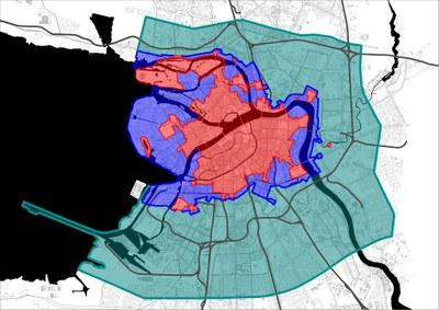 ВООПИиК напомнил о спорных границах исторического центра Санкт-Петербурга