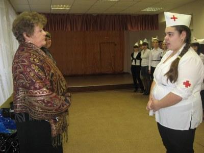 Чудовский Красный Крест: советские традиции и постсоветская практика