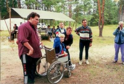 Отделение ВОИ в Чудово: Из жизни людей с ограниченными возможностями