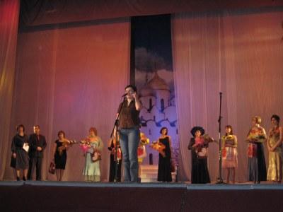 Международный День матери - 2009 на Новгородчине