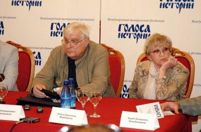 Петербургские театры на «Голосах истории» в Вологде