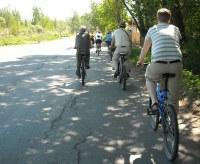Велопробег за Юнтолово